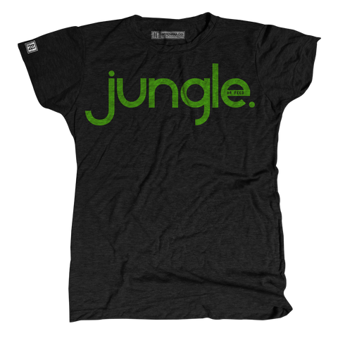 Women's Jungle or Feed Tee