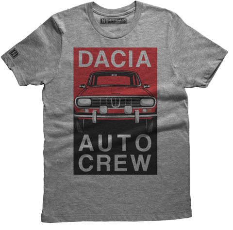 Dacia Auto Crew Fire-Engine Tee