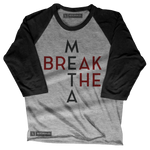 Break the Meta Baseball Tee