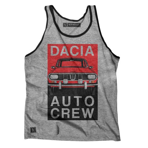 Dacia Auto Crew Fire-Engine Tank