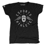 Women's Esports Athlete Vintage Tee
