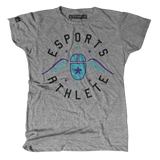 Women's Esports Athlete Varsity Tee