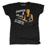 Darmok & Jalad at Tanagra (Front & Back)