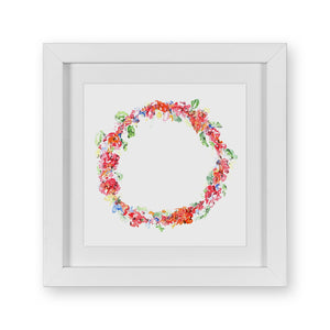 Wreath - Square