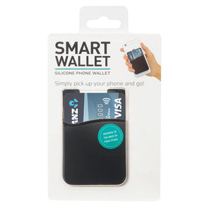 Smart Silicone Phone Wallet