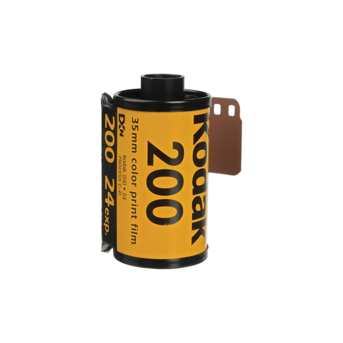 KODAK GOLD 200 135-24 Unboxed Single