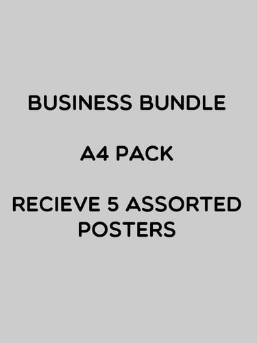 A4 Business Bundle