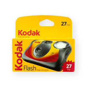 Kodak 27exposure - Including Flash Single use Camera