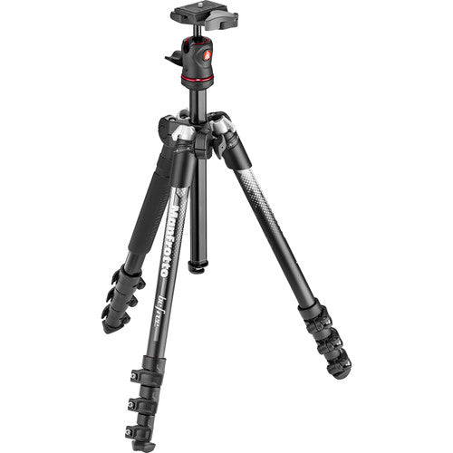 Manfrotto BeFree Color Aluminum Travel Tripod (Grey)