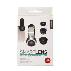 Smartlens Clip-On Phone Camera Lenses