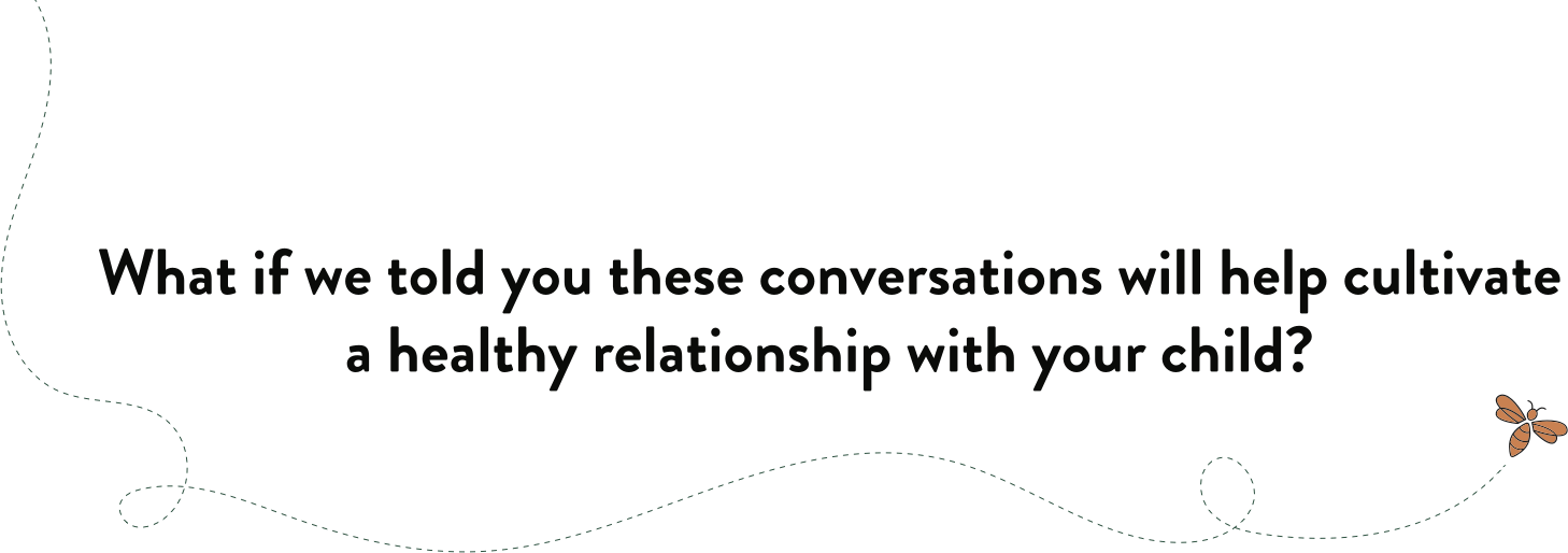 What if we told you these conversations help cultivate a healthy relationship slide image