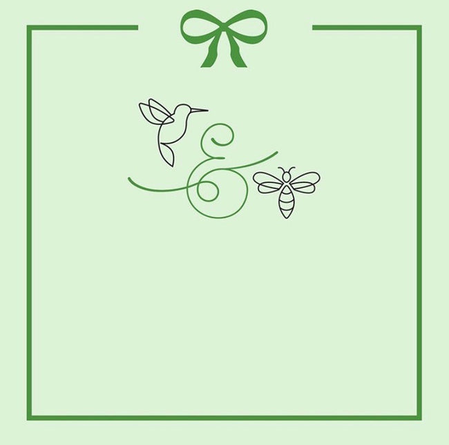 Birds & Bees Gift Card