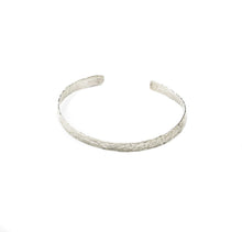 CMG Cuff Hammered Sterling Silver
