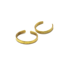 Zahara Adjustable Ring 9k Gold