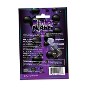 Kinky Nights Dare Dice