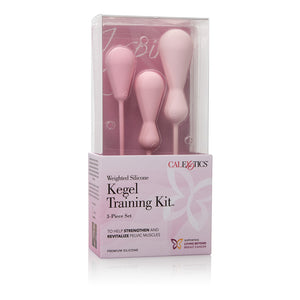Inspire Vibrating Silicone Kegel Training Kit