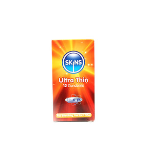Skins Condoms Ultra Thin 12 Pack