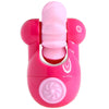 Sqweel Go USB Rechargeable Oral Sex Massager Pink