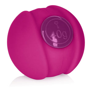 Key by Jopen Mini Stella II Double Kegel Ball Set Raspberry Pink