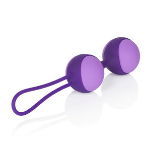 Key by Jopen Mini Stella II Double Kegel Ball Set Lavender