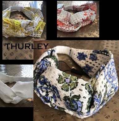 Thurley- Twist Wrap Headband