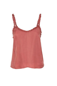 Auguste - Honey Camisole in RUST