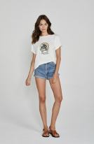 Auguste - Ranch Tee White