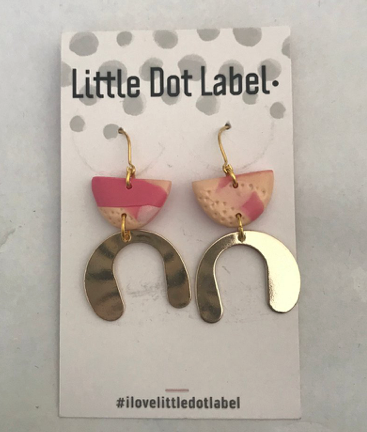 Little Dot Label - Athena