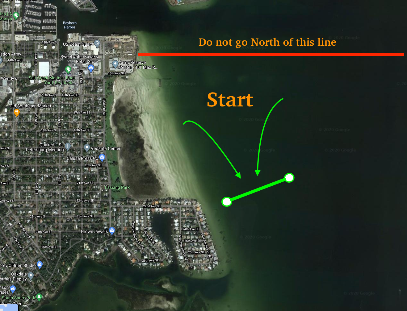 NOR and Weather update for 2020 Tampa Kite Invasion - Elite Watersports