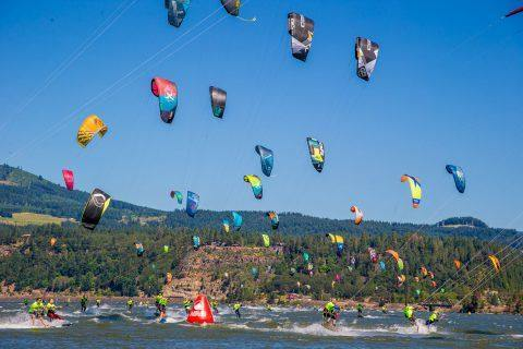 2017 Summer Kiteboarding Competitions - Elite Watersports