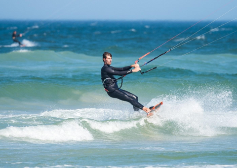 Tampa Kiteboarding Lessons