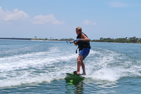 How to wakeboard for beginners