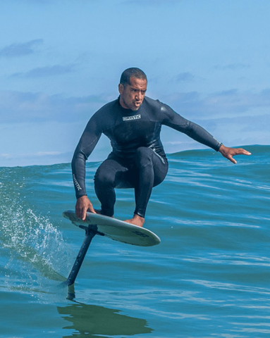 The Beginners' Guide to Foil Surfing