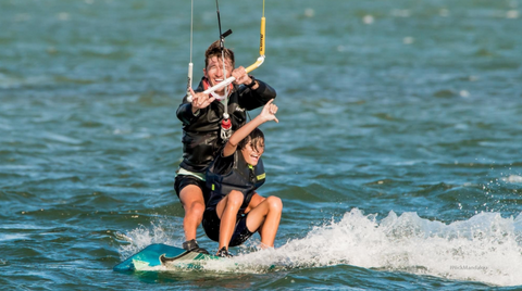 Where Can I Find Kitesurfing Lessons in St. Petersburg?