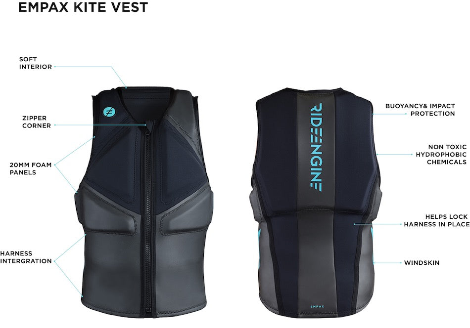 Ride Engine Empax Vest