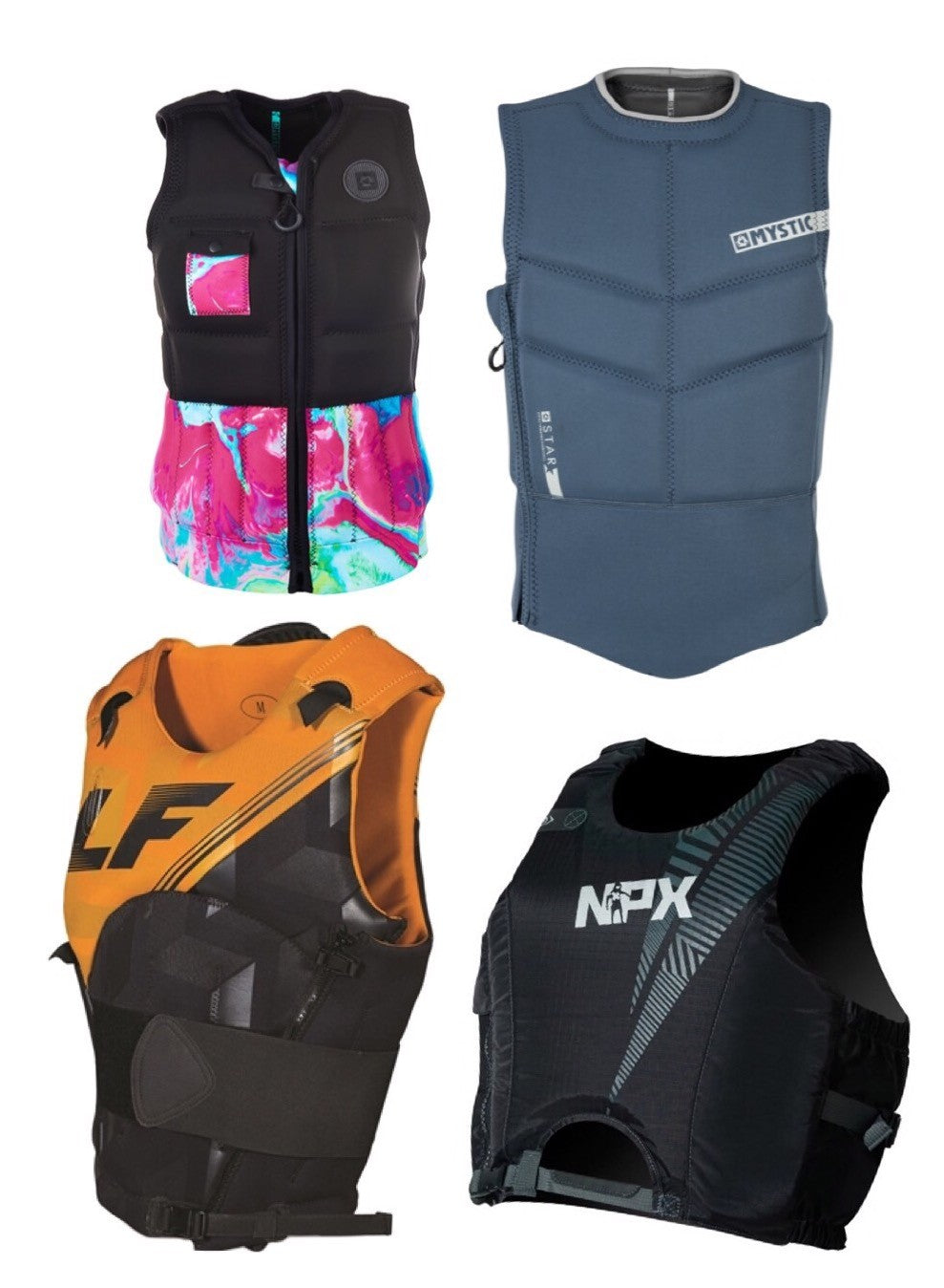 Impact Vests and Floatation
