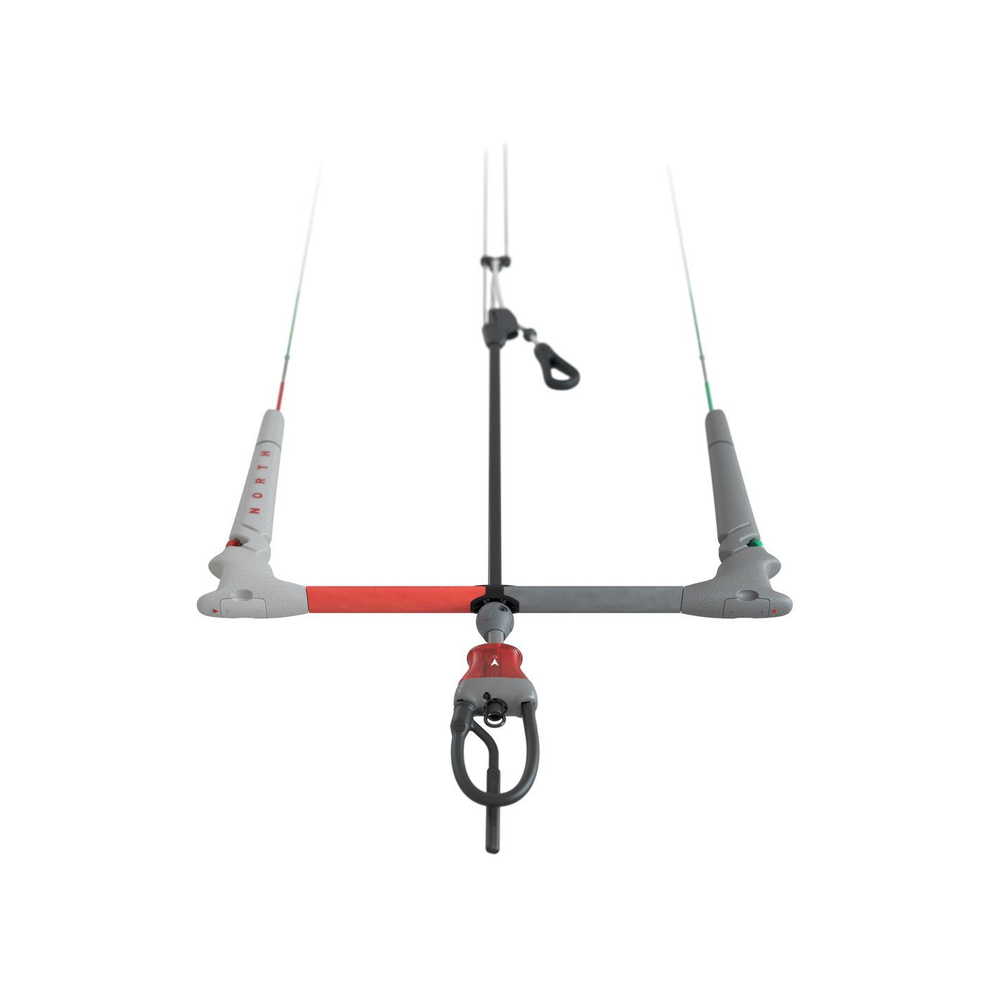 Control bar for kiteboarding