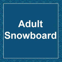 Adult Learn to Snowboard Clinic