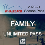 Family Unlimited Season Pass - 5 Family Members