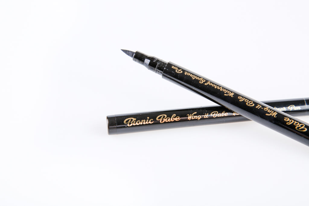 Wing It Babe Waterproof Eyeliner Precision Pen (6 Colours)