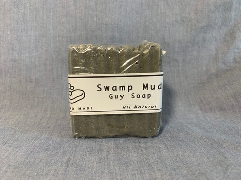 Swamp Mud Guy Bar Soap 🏕
