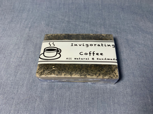 Invigorating Coffee Bar Soap ⚡️