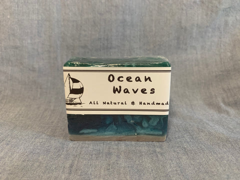 Ocean Waves Bar Soap 🌊