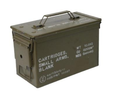 Ammo Box 50 Cal Tracer Box - Surplus City