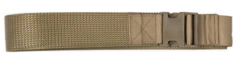 Australian Army Style Belt Webbing Belt - Khaki - Surplus City