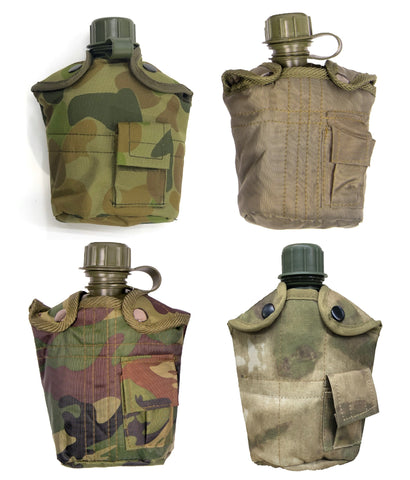 Army Canteen - AUSCAM / Woodland / Olive / Multicam