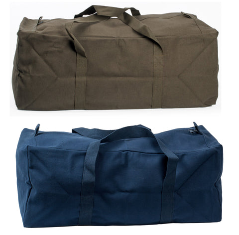 "Carry Bag - 24""/ 30"" - Navy / Olive - Surplus City"