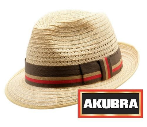 Akubra - Casablanca Hat - Straw - Surplus City