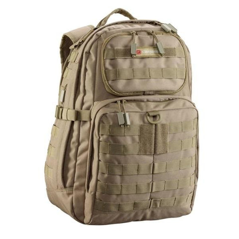Caribee - Combat Pack 32L MOLLE Day Pack - Coyote / Black - Surplus City