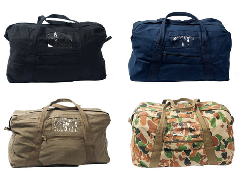 "Echelon Bag 24"" - AUSCAM / Green / Navy / Black - Surplus City"